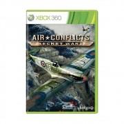 Air Conflicts Secret Wars - Xbox 360 - USADO
