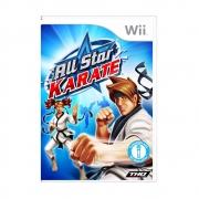 All Star Karate - Wii - USADO