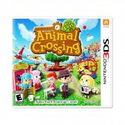 Animal Crossing New Leaf - 3DS
