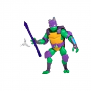 As Tartarugas Ninjas Figura De Açao Donatello Casco de Batalha Sunny 2040