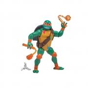 As Tartarugas Ninjas Figura De Açao Michelangelo Casco de Batalha Sunny 2040