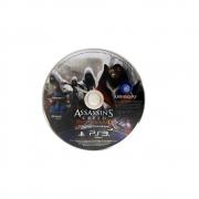 Assassins Creed Brotherhood Ps3 - Sem Capa - USADO