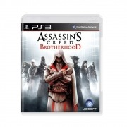 Assassins Creed Brotherhood - PS3 - USADO