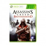 Assassins's Creed Brotherhood - Xbox 360 - USADO