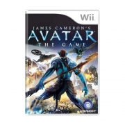 Avatar The Game - Wii - USADO