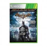 Batman Arkham Asylum GOTY - Xbox 360 - USADO