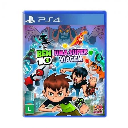 Ben 10 Uma Super Viagem (Power Trip) PS4