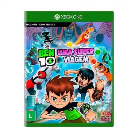 Ben 10 Uma Super Viagem (Power Trip) Xbox One/Xbox Series X