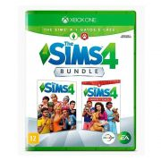 Bundle The Sims 4  + Gatos e Cães - Xbox One