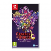 Cadence of  Hyrule Crypt Nintendo Switch