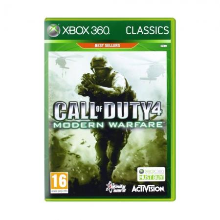 Call of Duty 4 Modern Warfare - Xbox 360 / Xbox One