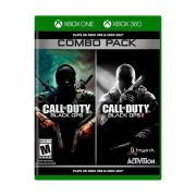 Call Of Duty Black Ops 1 e 2 - Combo Pack - Xbox 360 / Xbox One