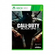 Call of Duty Black Ops - Xbox 360 - USADO