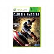 Captain America Super Soldier - Xbox 360 - USADO