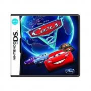 Cars 2 - DS - USADO