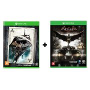 Combo Batman Return to Arkham + Batman Arkham knight - Xbox One
