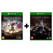 Combo Darksiders 3 ( Day One ) + Sombras da Guerra - Xbox One