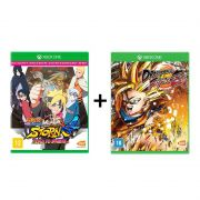 Combo Naruto Ninja Storm 4 Road To Boruto + Dragon Ball Fighterz - Xbox One