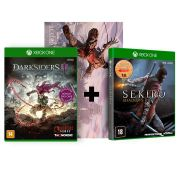 Combo Sekiro Shadows Die Twice + Darksiders 3 ( Day One ) - Xbox One