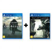 Combo Shadow of the Colossus - The Last Guardian - PS4