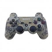 Controle Camuflado Ps3 - Dualshock 3 - Original Sony Sem Fio