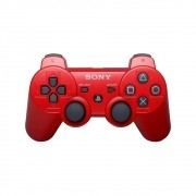 Controle Dualshock 3 - Ps3 - Vermelho - Edição Limitada - USADO