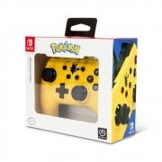 Controle Nintendo Switch Pikachu Silhouette - PowerA Com Fio