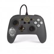 Controle Nintendo Switch The Legend of Zelda Hylian Shield - PowerA Com Fio
