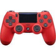 Controle Vermelho ( C/ Led Frontal ) - PS4