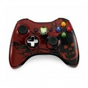 Controle Xbox 360 Edição Limitada Gears Of War - Original - Usado