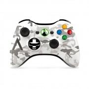 Controle Xbox 360 Original Edição Camuflado Ártico - USADO