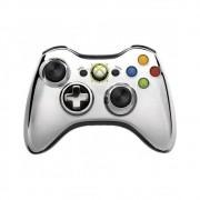 Controle Xbox 360 Original Edição Limitada Chrome Series - USADO
