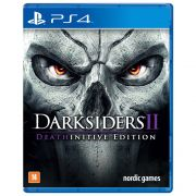 Darksiders 2 Deathinitive Edition - PS4