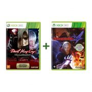 Devil May Cry HD Collection + Devil May Cry 4 - Xbox 360