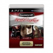 Devil May Cry HD Collection - PS3 - USADO