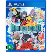 Digimon World Next Order - Ps4
