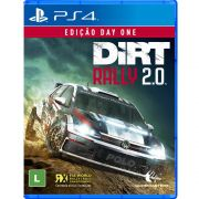Dirt Rally 2.0 ( Edição Day One ) - PS4