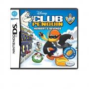 Disney Club Penguin Heberts Revenge - DS - USADO