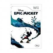 Disney Epic Mickey - Wii - USADO