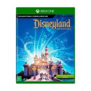 Disneyland Adventures - Xbox One - Kinect