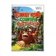 Donkey Kong Country Returns - Wii - USADO