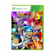Dragon Ball Z Battle of Z - Xbox 360 - USADO