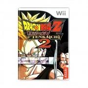 Dragon Ball Z Budokai Tenkaichi 2 - Wii - USADO