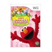 Elmos A To Zoo Adventure The Viedogame  - Wii - USADO