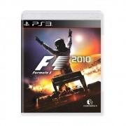 F1 2010 - Formula 1 2010 - PS3 - USADO