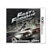 Fast & Furious Showdown -  3DS - USADO