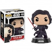 Funko Pop 105 - Kylo Ren - Star Wars