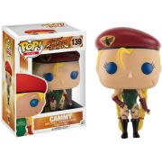 Funko Pop 139 - Cammy - Street Fighter