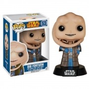 Funko Pop 53 - Bib Fortuna - Star Wars