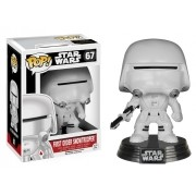 Funko Pop 67 - Fist Order Snowtrooper - Star Wars